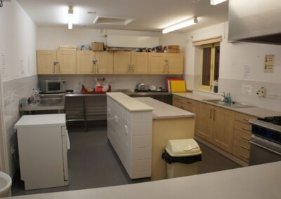 KGV Main Kitchen