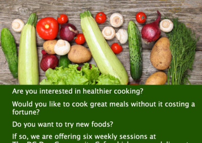 HEALTHY COOKING COURSES IN 2017