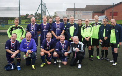 The Walking Football Silver Sunday Cup
