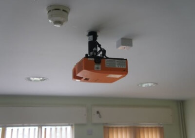 Ceiling Mounted OHP