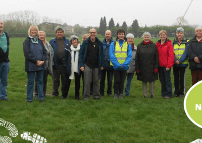 Warndon Walkers – Thursdays
