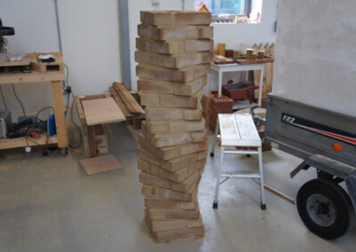 Brick Work from the Brick Laying Course