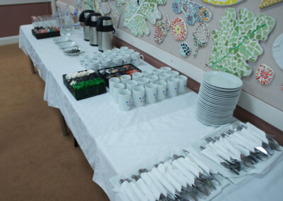 Wardon Hub Refreshments
