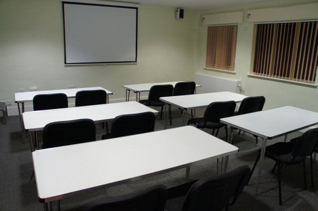 Class Room at KGV
