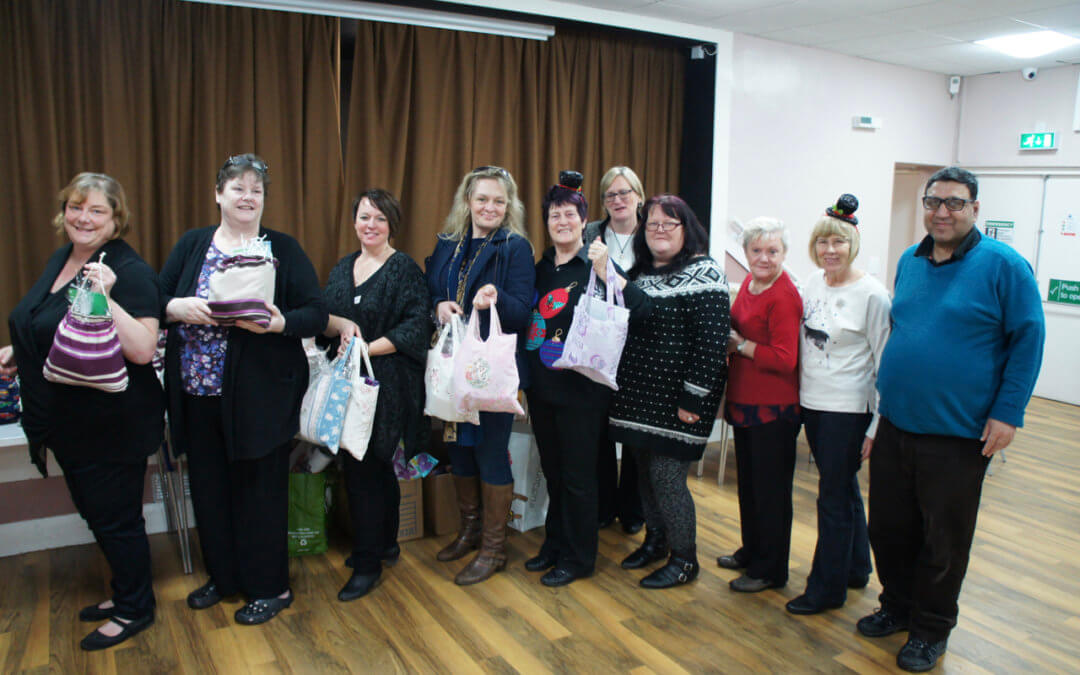 Bags of Love from Warndon
