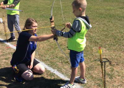 Archery with Kidz Play