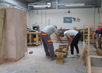 The Building Block Bricklaying