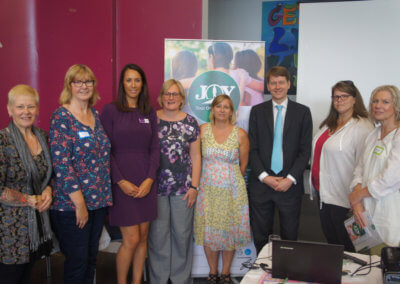 The JOY Project Launch