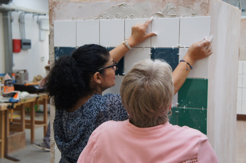 TILING COURSES
