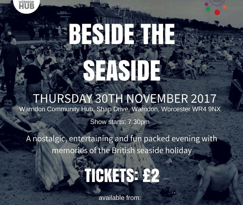 The Theatre and the Seaside comes to Warndon
