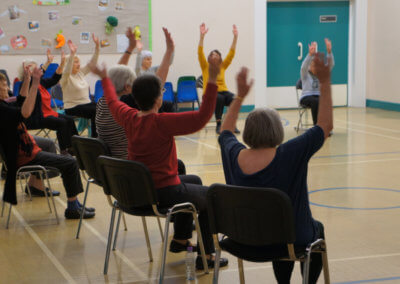 EXTEND EXERCISE CLASS – Thursdays