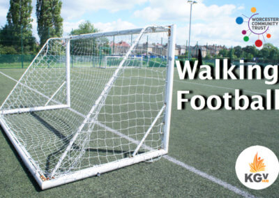 Walking Football 2018