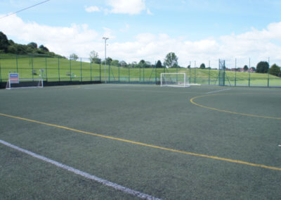 KGV 3G pitch Hire