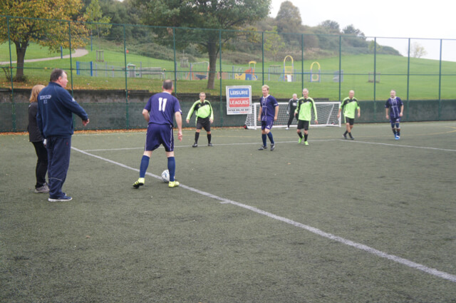 KGV Walking Football Match