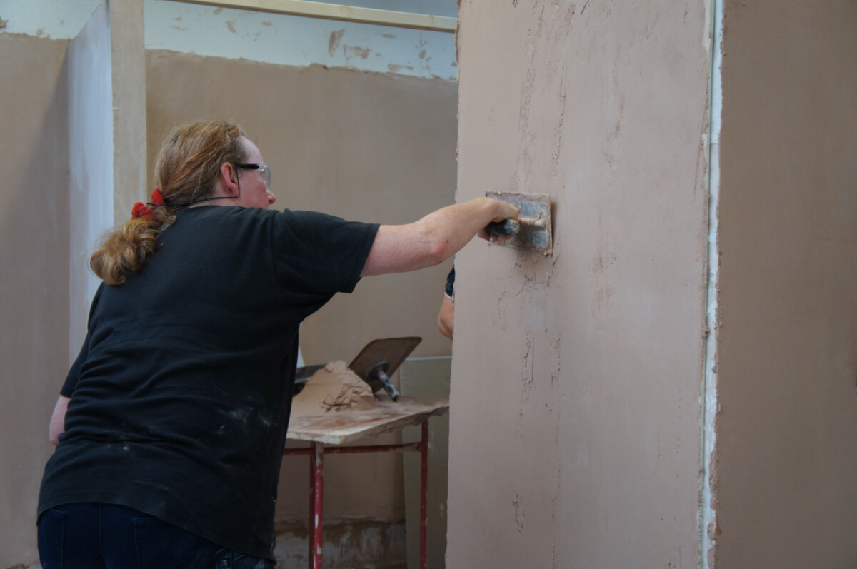 EVENING PLASTERING COURSE – Check out the next dates