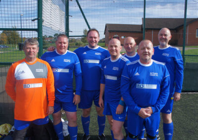 Suttons Finest Walking Football