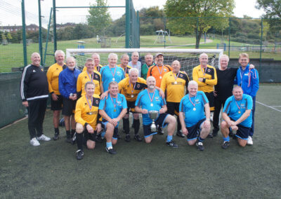 Hartshill Strollers and The Soul Boys