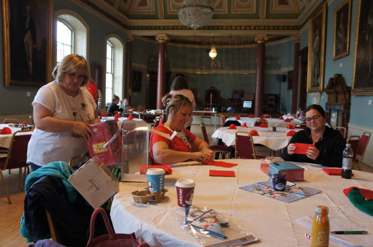 Snack and Chat at The Guildhall
