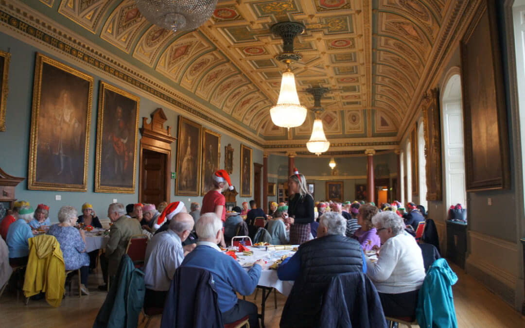 Mayor's Christmas Lunch at The Guildhall