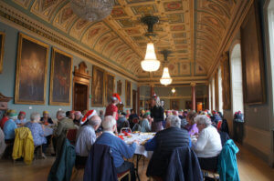 Christmas Lunch at the Guildhall in Worcester