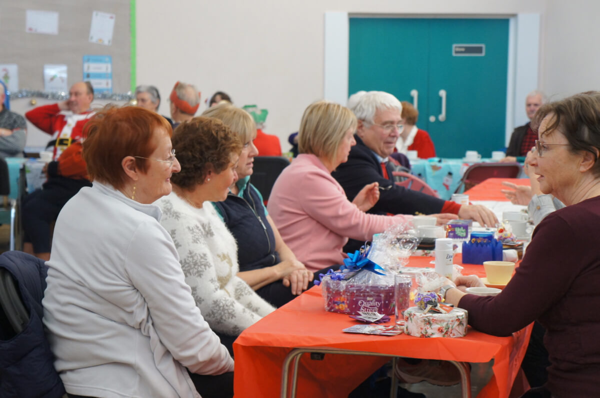 Snack and Chat at Ronkswood