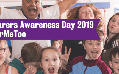 Young Carers Awareness Day 31st Jan 2019 #CareForMeToo