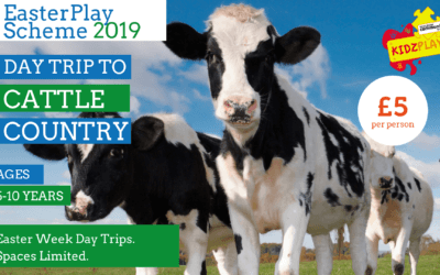 Easter Kidzplay Trip to Cattle Country