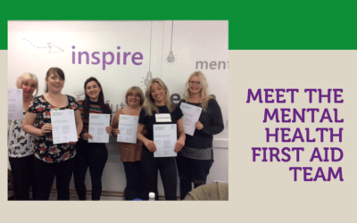 Mental Health First Aid Team