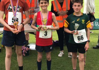 Fun Run 6 - U16 Boys Overall